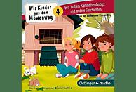 Kirsten Boie - Wir Kinder aus dem Möwenweg.Wir haben Kaninchenba - (CD)