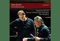 Benjamin Schmid, Pannon Philharmonic Orchestra, Tibor Boganyi - Violinkonzerte 1 und 2 [CD]