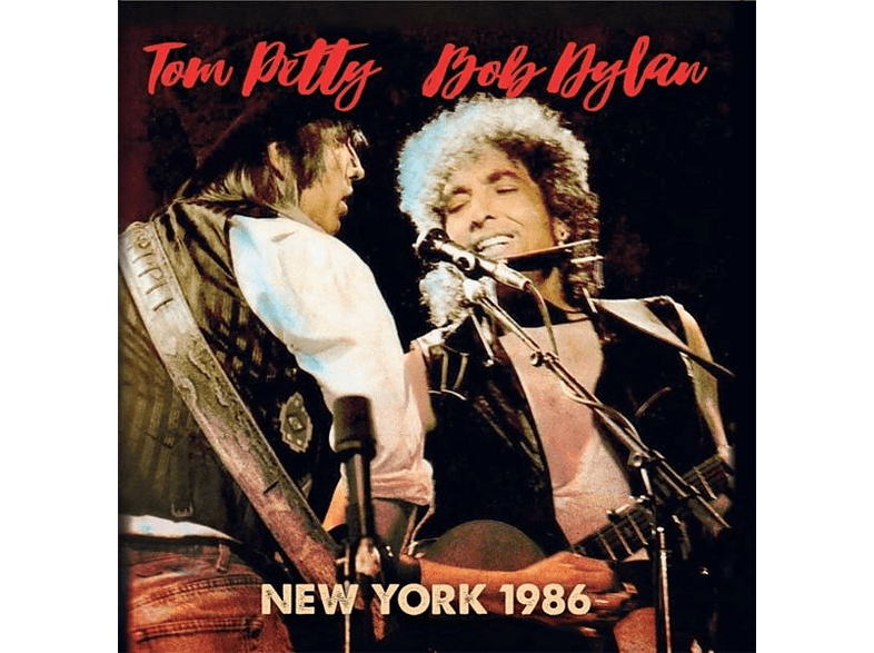 Tom Petty And The Heartbreakers, Bob Dylan - New York 1986 [CD]