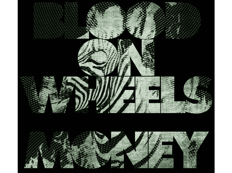 Blood On Wheels - Blood Money (Colored Vinyl+CD) [LP + Bonus-CD]