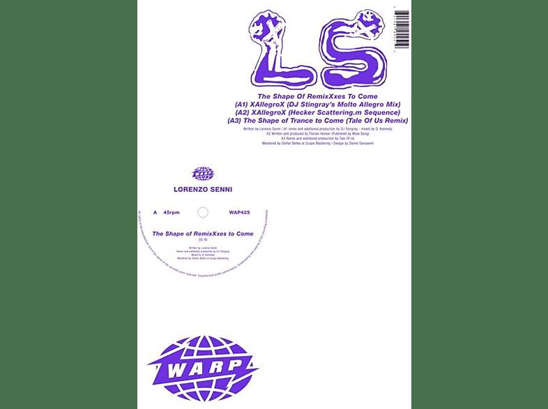 Lorenzo Senni - The Shape Of RemixXxes To Come (12''+MP3) [Vinyl]