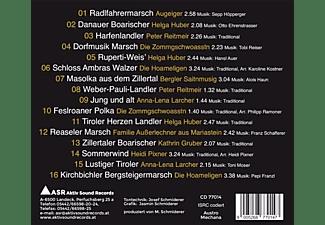 VARIOUS - Goldsaiten Vol.1-Volksmusik CD Harfe  - (CD)