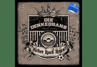Die Denkedrans - Acker Rock Royal (Digipak)  - (CD)