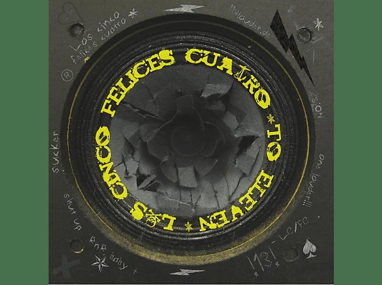 Los Cinco Felices Cuatro - To Eleven [CD]