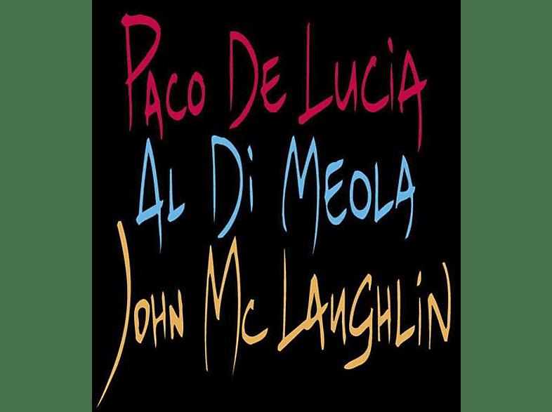 John McLaughlin, Paco de Lucía, Al Di Meola - Guitar Trio [Vinyl]