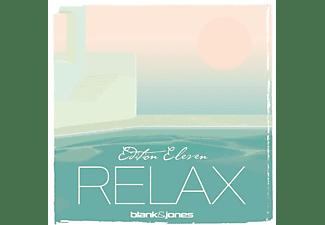 Blank & Jones - Relax Edition 11 (Eleven)  - (CD)