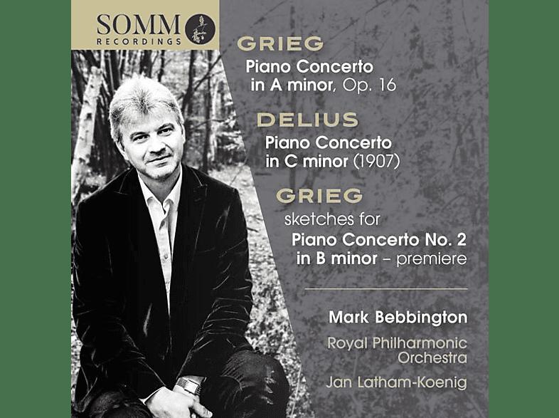 Bebbington,Mark/Latham-König,Jan/RPO - Klavierkonzerte [CD]