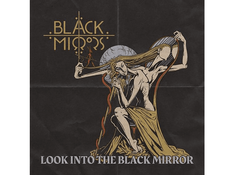 The Black Mirrors - Look Into The Black Mirror [Vinyl]