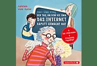 Der Tag, an dem die Oma das Internet kaputt gemacht hat - (CD)