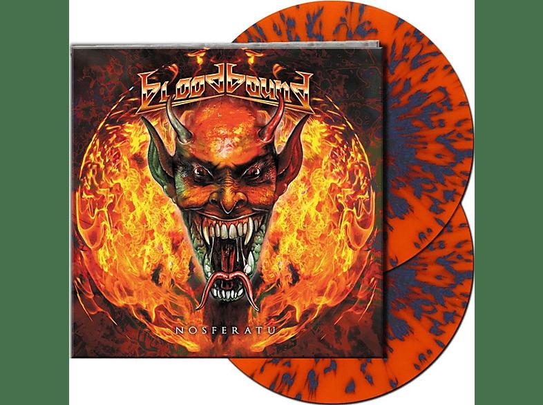 Bloodbound - Nosferatu (Gtf.Orange/Blue Splatter 2LP) [Vinyl]