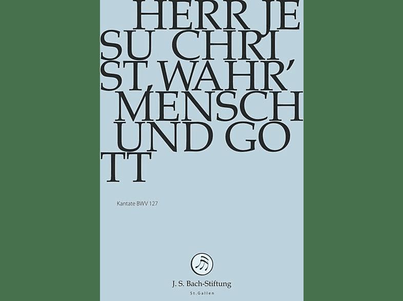 Rudolf Lutz / J.S. Bach-Stiftung - Herr Jesu Christ,wahr' Mensch und Gott [DVD]
