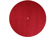 Dynavox Plattentellerauflage (rot) 1 Satz: Vpe: 3 - Dynavox Plattentellerauflage (Rot) 1 Satz: Vpe: 3 [Sonstiges]