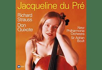 Jacqueline Du Pré, New Philharmonia Orchestra, Sir Adrian Boult - Don Quixote (LP)  - (Vinyl)