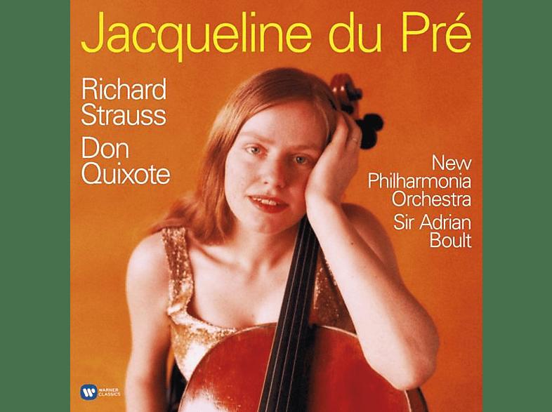 Jacqueline Du Pré, New Philharmonia Orchestra, Sir Adrian Boult - Don Quixote (LP) [Vinyl]