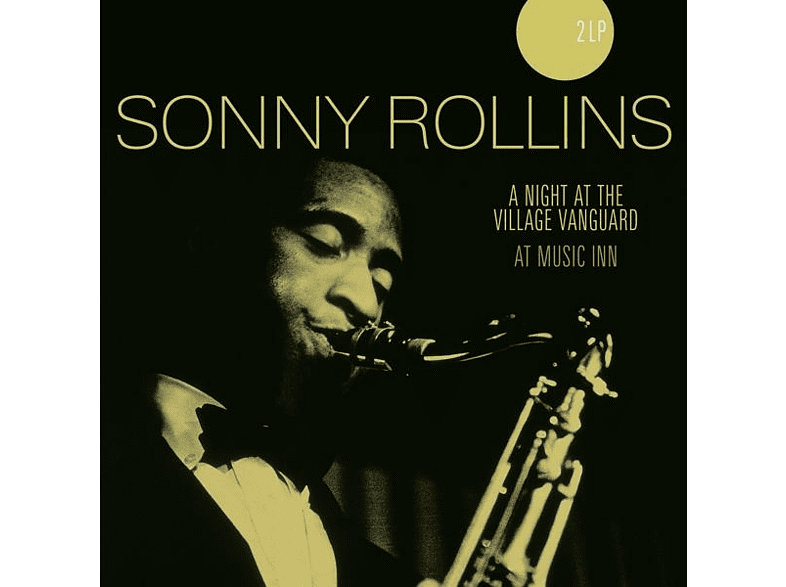 Sonny Rollins - A Night At The Village Vanguard/At Music Inn [Vinyl]