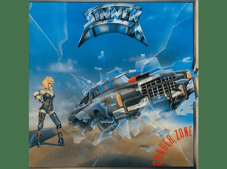 Sinner - Danger Zone (ltd weiss/blau gemixtes Vinyl) [Vinyl]