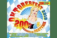 VARIOUS - Oktoberfest 2018-200 Wiesnhits im [CD]