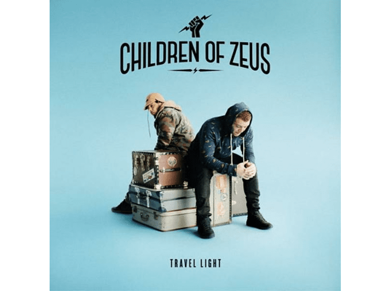 Children Of Zeus - Travel Light [CD]