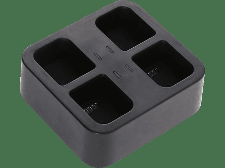 DJI OSMO Quad , Akku-Ladestation, Schwarz, passend für Osmo Intelligent Battery 980 mAh/1225 mAh, Osmo 57W Netzadapter