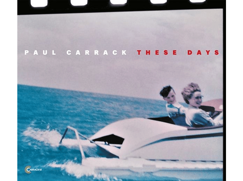 Paul Carrack - These Days [CD]