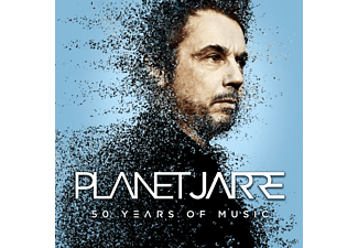 Jean-Michel Jarre - Planet Jarre  - (CD)