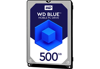 WESTERN DIGITAL Disque dur interne 500 GB Blue Mobile (WD5000LPCX)