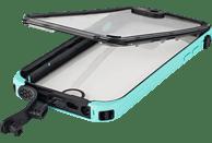 HAMA Outdoor-Box Aqua , Flip Cover, Apple, iPhone 6 / iPhone 6s, Polycarbonat, Türkis