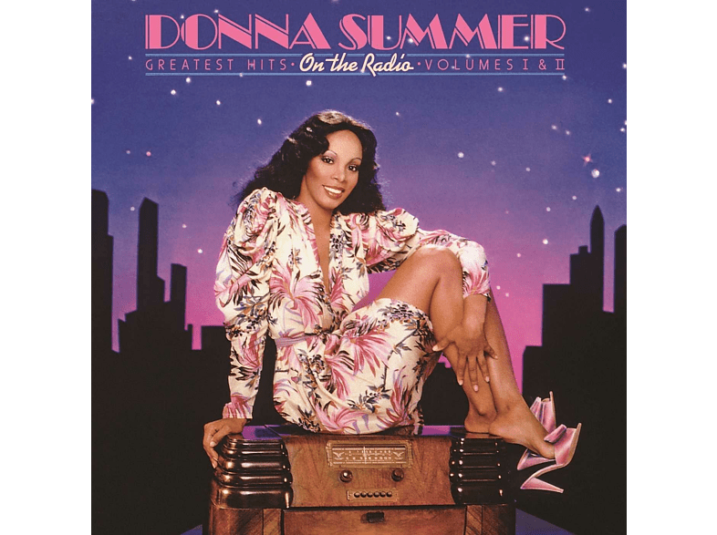 Donna Summer - On The Radio: Greatest Hits Vol.1 & 2 (2LP) [Vinyl]