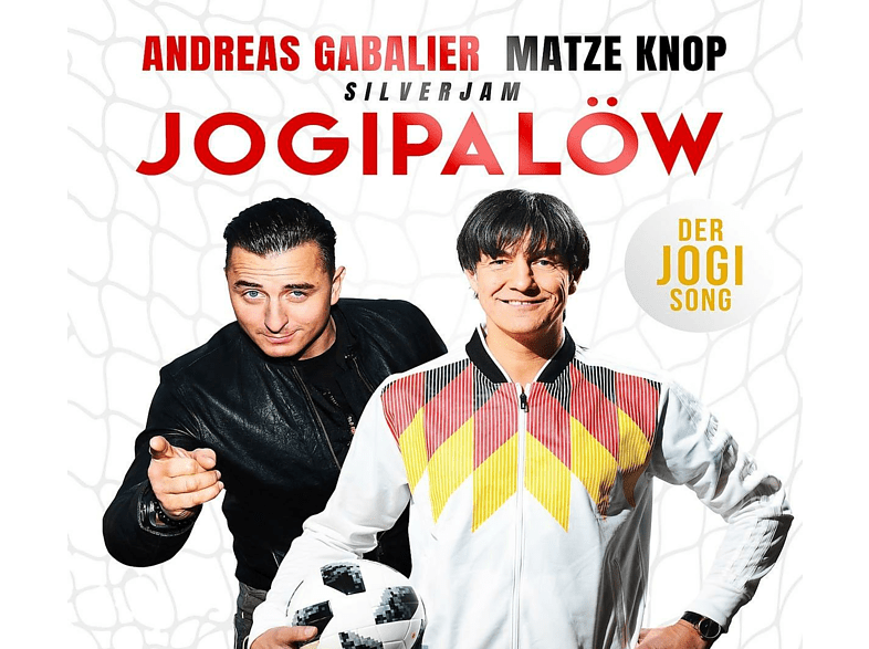 Andreas Gabalier, Matze Knop - Jogipalöw (Der Jogi Song) [Maxi Single CD]