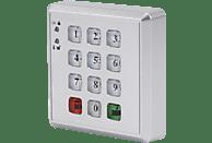 OLYMPIA Access Control Keypad, Silberweiß