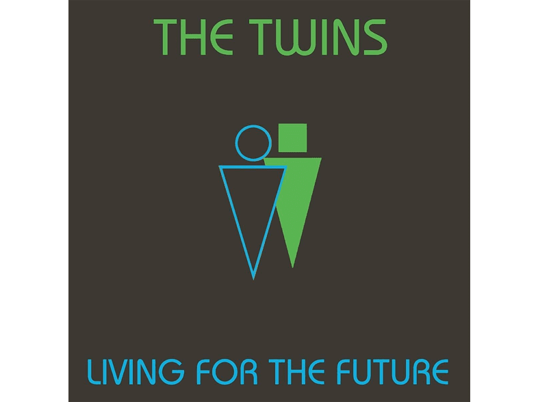 The Twins - Living For The Future [CD]