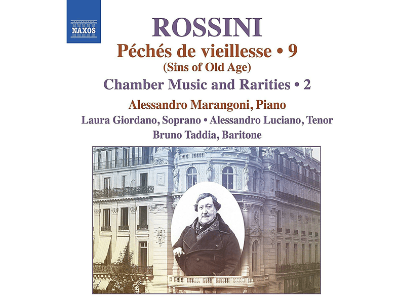 Alessandro Marangoni, Laura Giordano, Alessandro Luciano - KLAVIERMUSIK VOL.9 [CD]