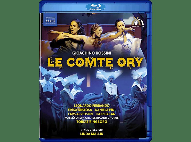 VARIOUS - LE COMTE ORY [Blu-ray]