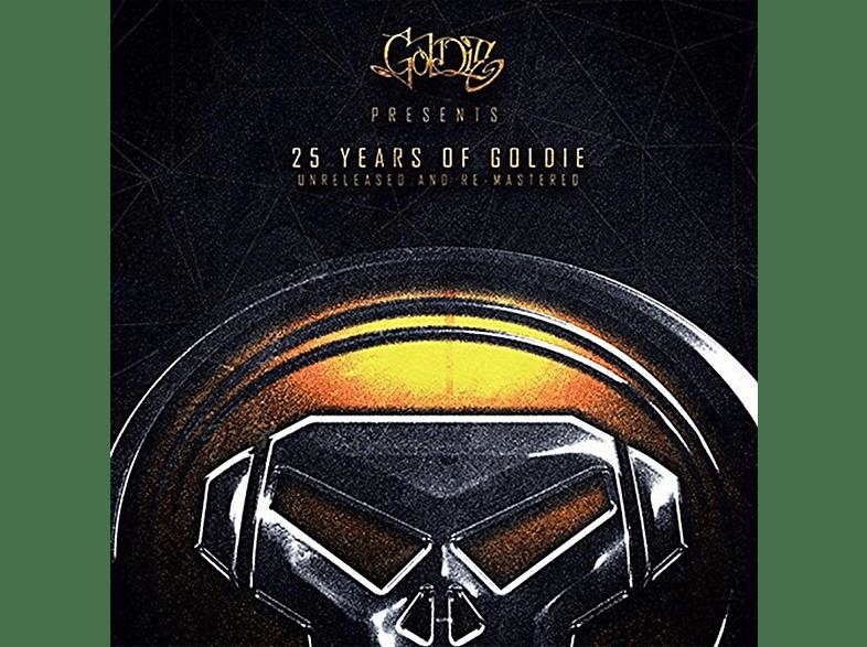Goldie - 25 Years of Goldie - Unreleased and [Vinyl]