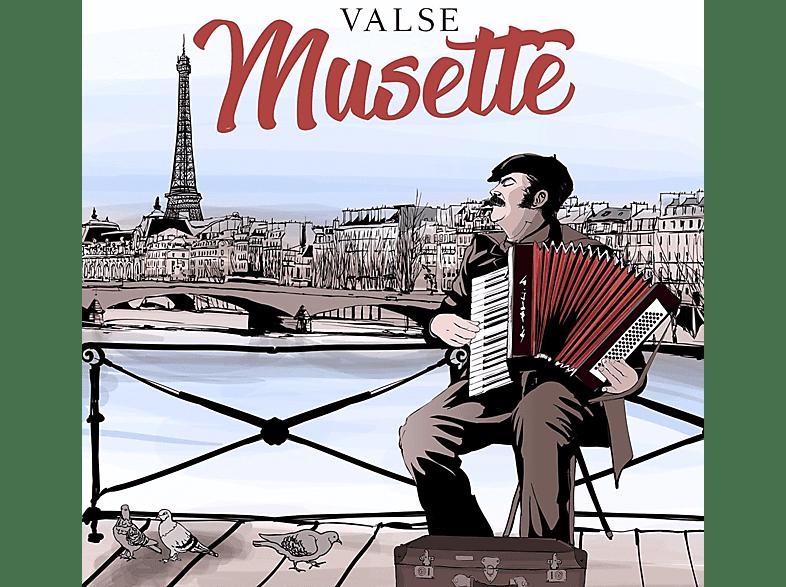 VARIOUS - VALSE MUSETTE [CD]