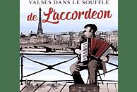VARIOUS - VALSES DANS LE SOUFFLE DE L ACCORDEON [CD]