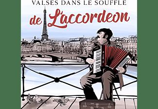 VARIOUS - VALSES DANS LE SOUFFLE DE L ACCORDEON  - (CD)