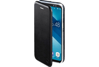 HAMA Curve , Bookcover, Samsung, Galaxy A6+ (2018), Polyurethan/Thermoplastisches Polyurethan, Schwarz