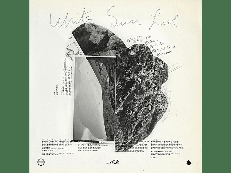 Jfdr - WHITE SUN LIVE-PART I - STRINGS [CD]
