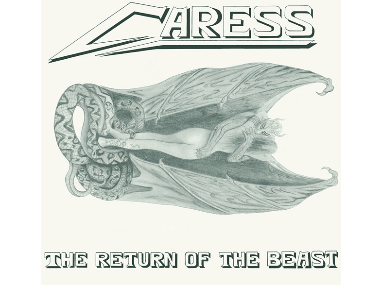 Caress - The Return Of The Beast [Vinyl]