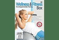WELLNESS & FITNESS BOX [DVD]