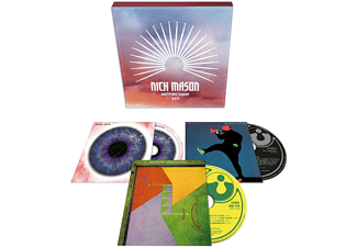 Nick Mason - UNATTENDED LUGGAGE  - (CD)