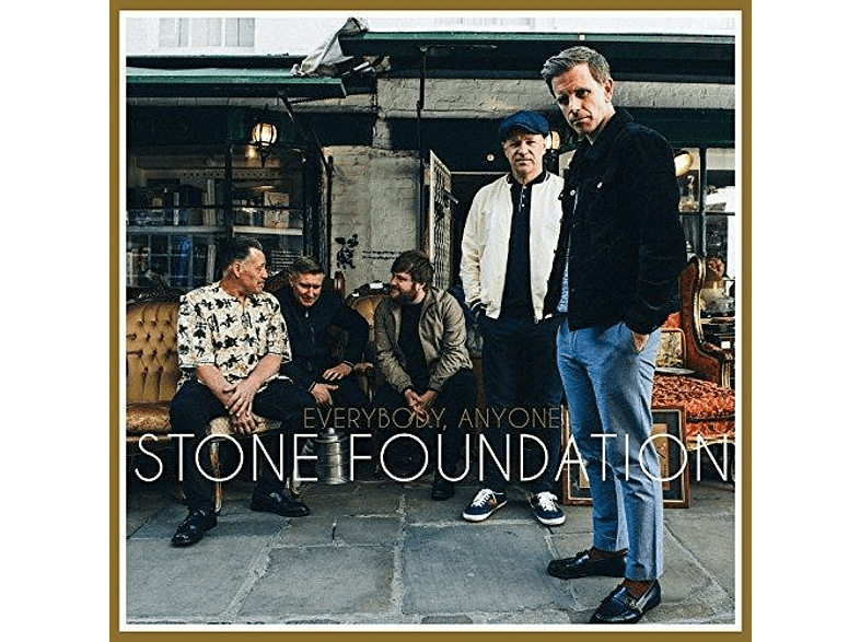 Stone Foundation - EVERYBODY ANYONE [CD]