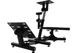 AROZZI Rennsimulator-Gestell Velocità VELOCITA-BLACK Schwarz