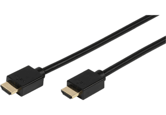 VIVANCO HDMI High Speed Kabel Ethernet 7 m - Svart