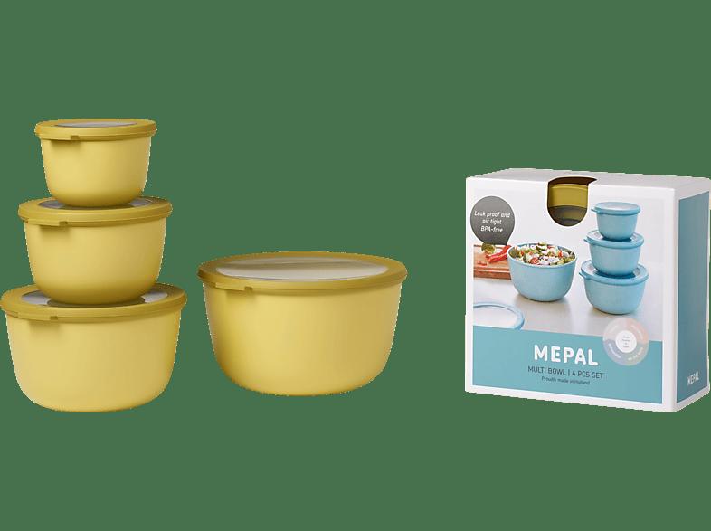 MEPAL 106233091600 Cirqula Schüssel-Set 4-teilig