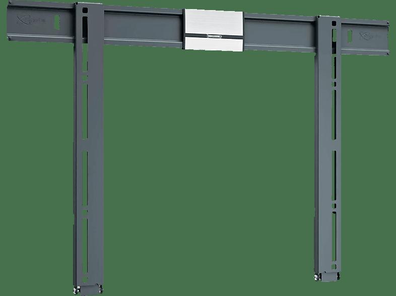 VOGEL´S Vogel's THIN 505 TV-Wandhalterung für 102-165 cm (40-65 Zoll) Fernseher, starr, max. 40 kg Wandhalterung, Schwarz