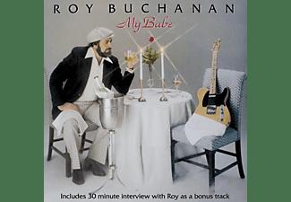 Roy Buchanan - My Babe  - (CD)