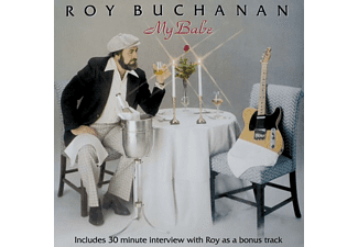 Roy Buchanan - My Babe - (CD)