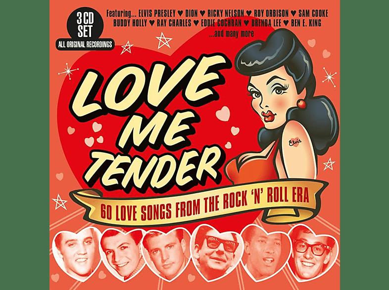 VARIOUS - Love Me Tender [CD]